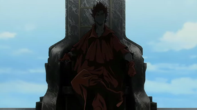 Who's throne is it anyway?